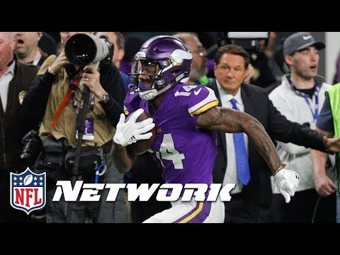 Stefon Diggs' Minneapolis Miracle has the Vikings in their Comfort Zone | NFL Network