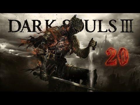 Dark Souls Lll - [#20] Два Принца, Душа Пепла. Финал.