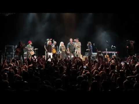 Acoustic-4-A-Cure 2016 - Sammy Hagar, James Hetfield & Friends