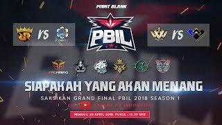 Grand Final PBIL Ladies - MONSTARS JF ENSKY Colosseum vs FF GAMING
