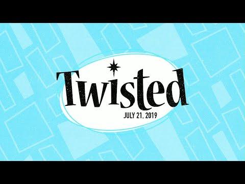 "07/21/19 11am – ""Twisted"" - Rev. Dr. Neil G. Cazares-ThomasKaynak: YouTube · Süre: 1 saat23 dakika25 saniye"