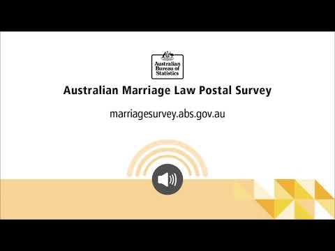 Australian Marriage Law Postal Survey Radio Advertisement: Phase 2 Macedonian
