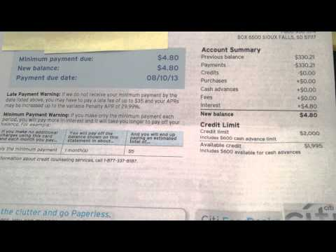 Credit Card Trick How To Get Your Paid Off Balance Roll Over Interest Comped