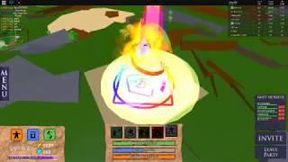 Roblox Elemental champs de bataille Ult fun Partie 2 Mon destin mon monde