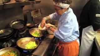 Secrets Of Restaurant Chefs -: Susan Feniger Prepares Sautéed Brussels Sprouts