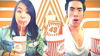 The Ultimate Whataburger Taste Test