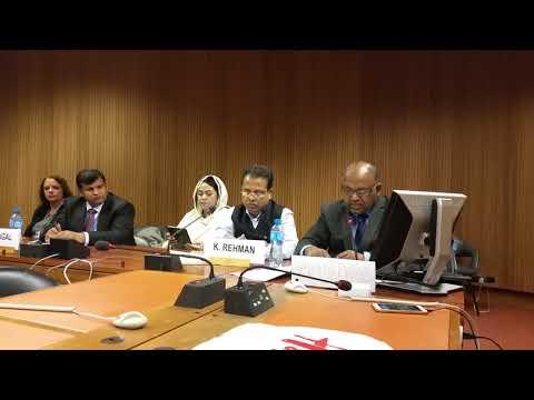 36th session - Human Rights Council - Mr. Manivannan TGTE