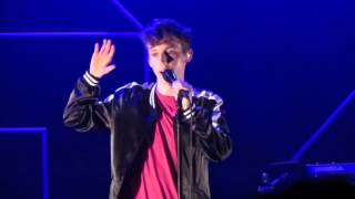 Video Troye Sivan - Fools & Heaven [Live @ Spain 2016] download MP3, 3GP, MP4, WEBM, AVI, FLV Maret 2018