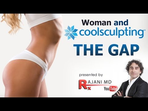 CoolSculpting and Women The Gap -Dr Rajani