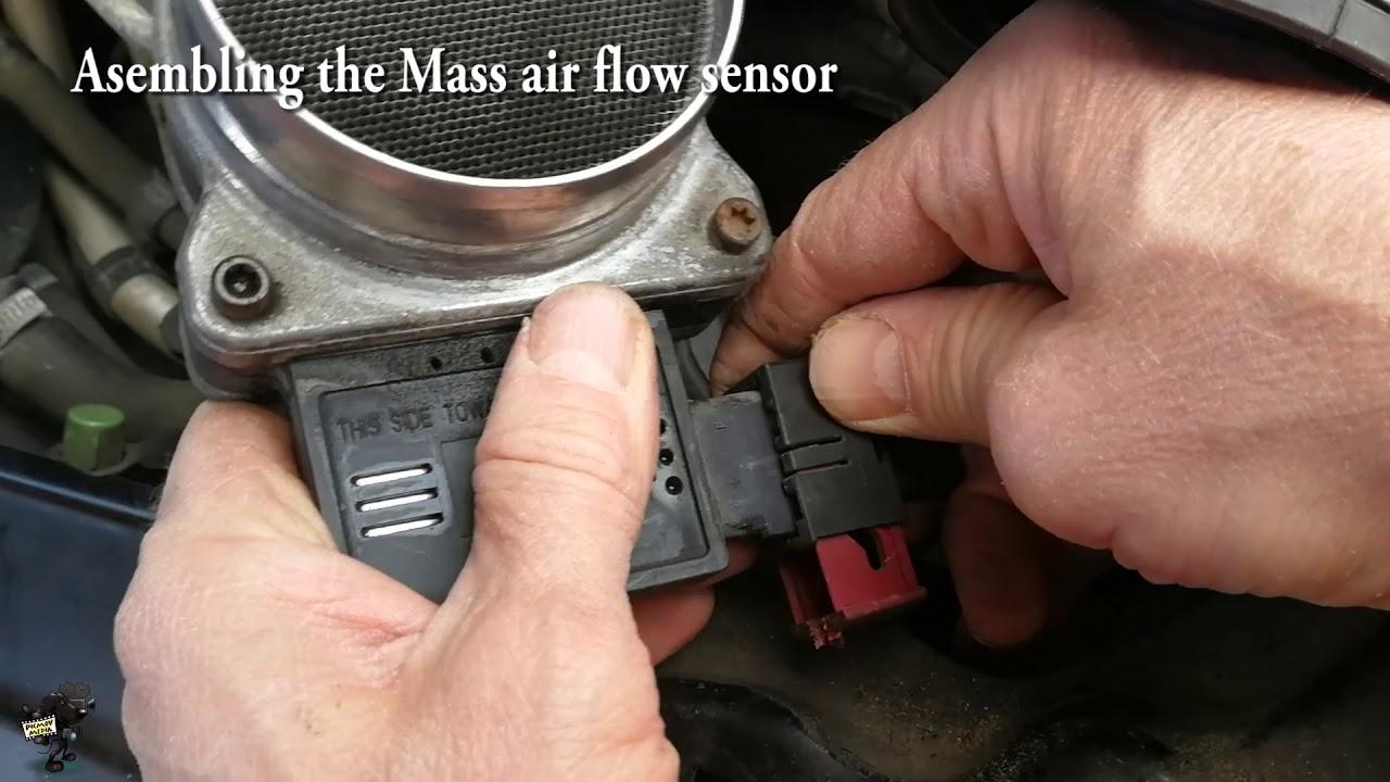 Diy Cleaning Maf Sensor Saab 9 5