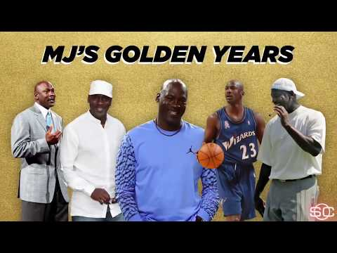 Celebrating Michael Jordan's post-Bulls years | SportsCenter