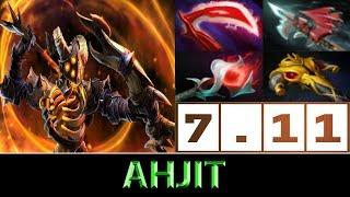 Ahjit [Clinkz] Fast DPS Hero Savagery ► Dota 2 7.11