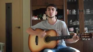 Жуки - Батарейка на гитаре без баррэ