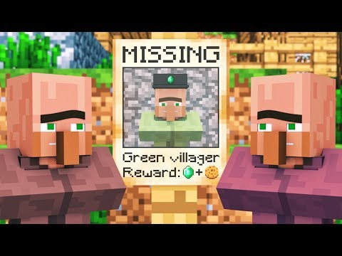 Villager & Witch Life 3 - Minecraft Animation