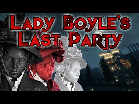 Stealth Game Changers | Lady Boyle's Last Party