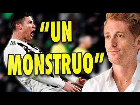 Liberman EMOCIONADO con el HAT TRICK de CRISTIANO vs Atlético parte 2