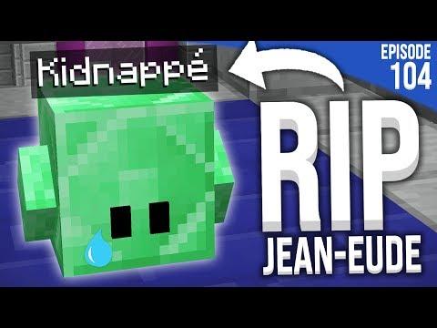 QUELQU'UN À KIDNAPPÉ JEAN-EUDE... | Minecraft Moddé S4 | Episode 103 thumbnail