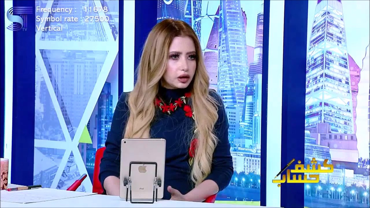 مي العيدان مشكلة تكرار قصص المسلسلات و الأدوار سببها رقابة وزارة الإعلام