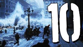 10 największych TSUNAMI w historii [TOPOWA DYCHA]
