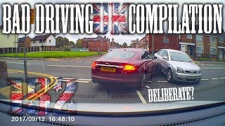 Welcome to the 152nd Bad driving UK Compilation, with extra clips f...