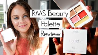 RMS Beauty Palette Review | Pop Collection