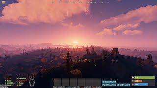 Rust - Прорыв в деревню Орды!