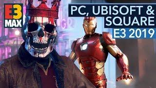 PC Gaming Show, Ubisoft und Square - Die kompletten Shows der E3 2019 - #E3MAX