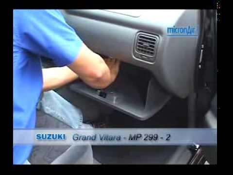 Malhaweb Suzuki Como Trocar O Filtro De Ar Condicionado