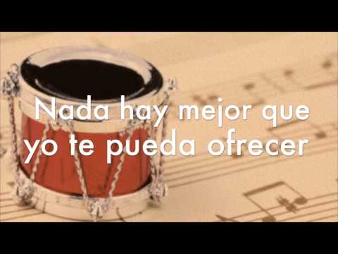 The little Drummer Boy ptx  arrange. in Spanish