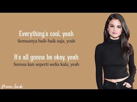 Selena Gomez - The Way I Love You   LYRICS DAN TERJEMAHAN INDONESIA