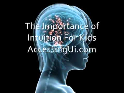 Intuition for Kids