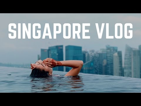 Singapore Travel Vlog | Sony RX100 V
