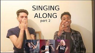Video SINGING ALONG CHALLENGE PART 2!! (HARRIS J, JUSTIN BIEBER, JESSIE J) download MP3, 3GP, MP4, WEBM, AVI, FLV Agustus 2017