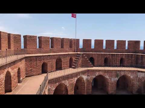 Red Tower - Alanya Part 4