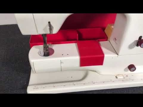 Bernina 40 Minimatic YouTube Fascinating Bernina 807 Sewing Machine