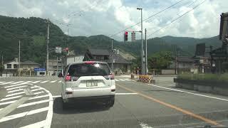 国道41号(2)道の駅細入~富山県道55号交点[富山市]