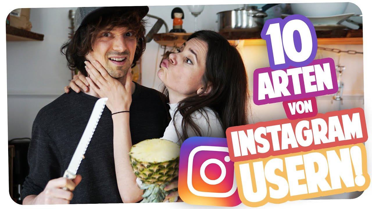 10 Arten von Instagram Usern | Joyce