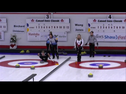 Canad Inns Women's Classic Team Einarson vs Team Muirhead Oct 22 8:30pm