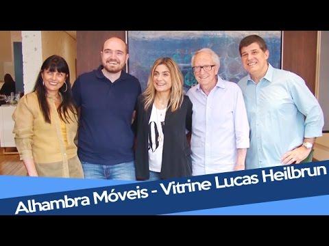Alhambra Móveis - Vitrine Lucas Heilbrun