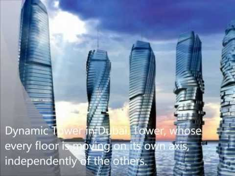 Top 20 Most Amazing And Strangest Buildings around the world - Including Rotating Building in Dubai