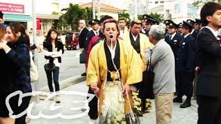 パンチパーマにキャバ嬢ヘアー!ド派手な沖縄の成人式 - Booze, Cars and Mullets: Okinawa's Insane Coming of Age Party thumbnail