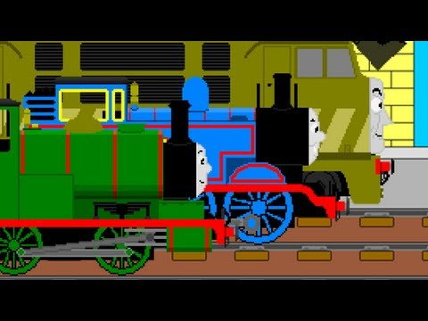 THOMAS AND FRIENDS ANIMATED SPECIAL - CALLING ALL ENGINES