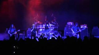 ANGRA - Unfinished Allegro / Carry On / Nova Era HD (Chile 2011)
