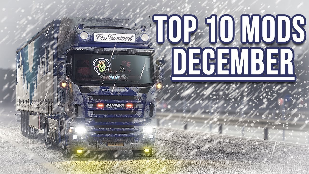 bdeeba4194f Steam Community :: Video :: TOP 10 ETS2 MODS - DECEMBER | Euro Truck  Simulator 2 mods