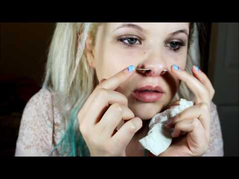 Piercing My Septum Myself (Not recommending you do this )