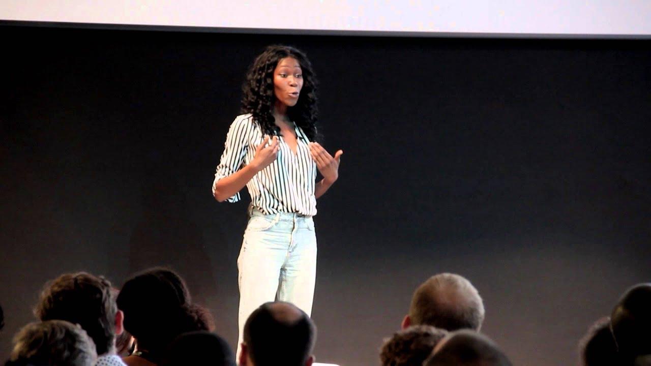 Confounding stereotypes: Spoken word artist Indigo ...
