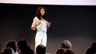 Confounding stereotypes: Spoken word artist Indigo Williams at TEDxBrixton