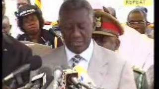 President of Ghana -  Address at Ahmadiyya Muslim Caliphate Centenary Convention 2008