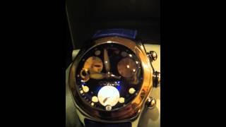 corum bubble xl chronograph