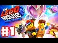The LEGO Movie 2 Videogame - Gameplay Walkthrough Part 1 - Intro and Apocalypseburg!